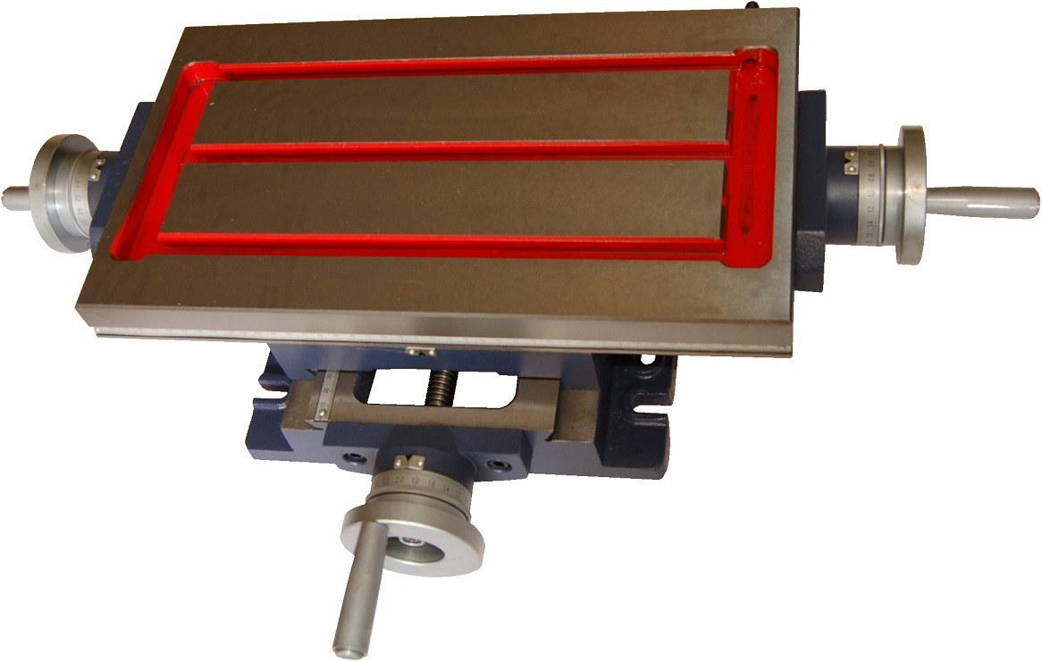 Table crois e 425x240 mm tau de per age de fraisage et table crois e - Table de fraisage ...