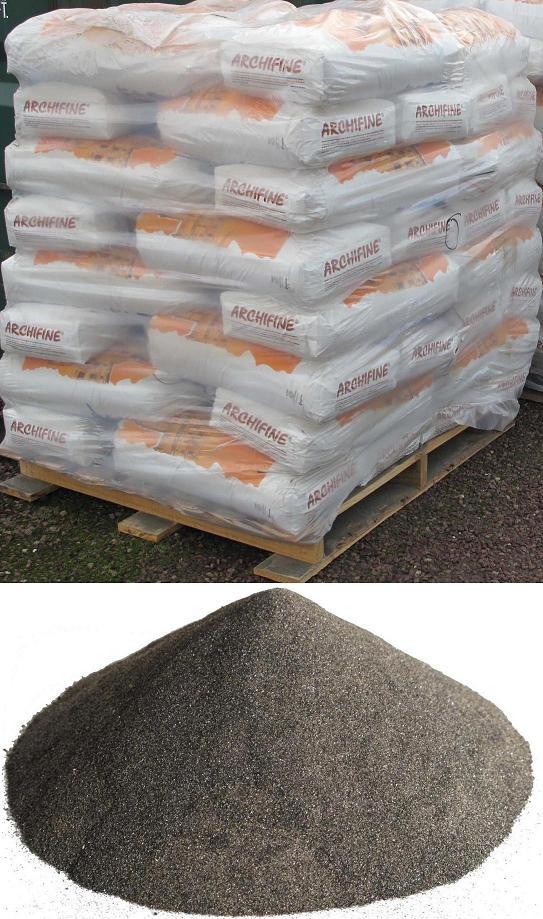 abrasif de sablage archifine n 5 33 3 kg sableuse. Black Bedroom Furniture Sets. Home Design Ideas