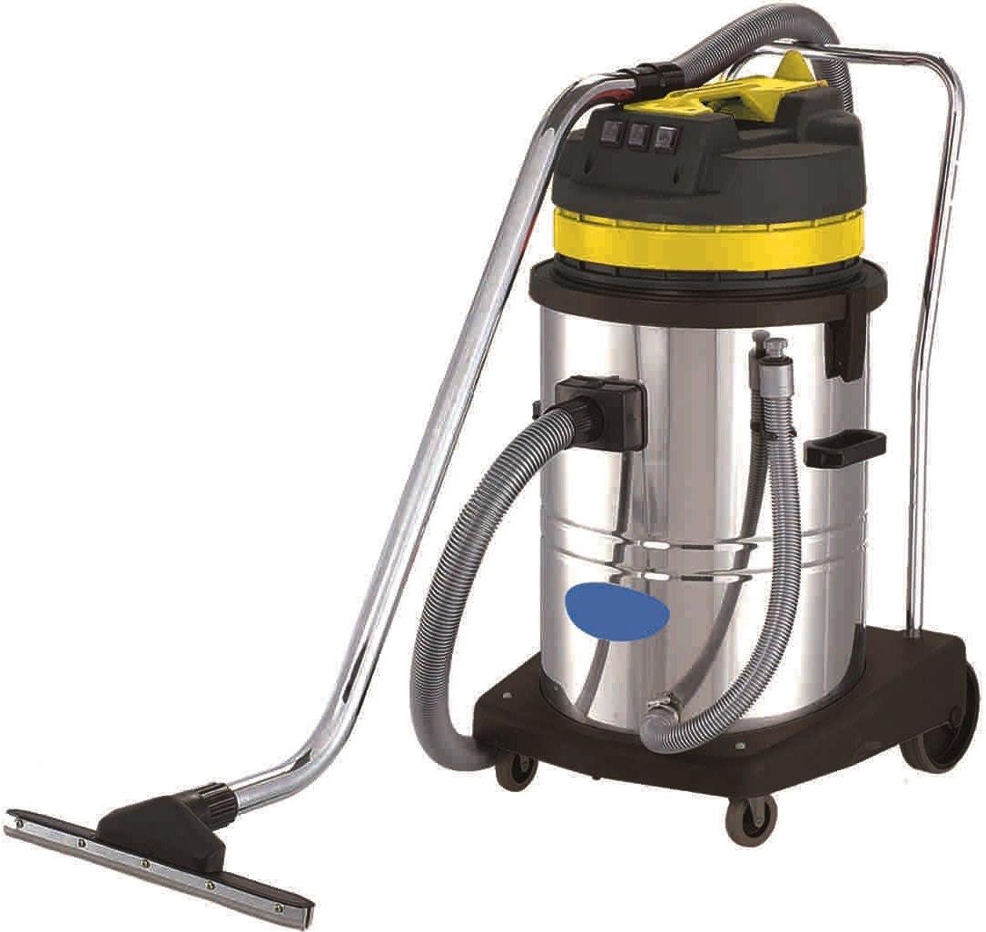 aspirateur eau et poussi re professionnel 60l 3000w cuve inox 3 moteurs aspirateur eau et. Black Bedroom Furniture Sets. Home Design Ideas