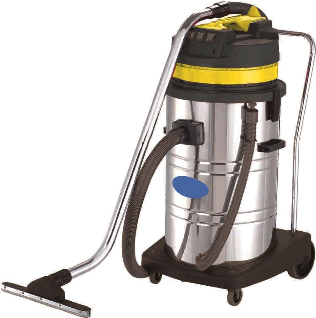 aspirateur eau et poussi re professionnel 80l 3000w cuve inox 3 moteurs aspirateur eau et. Black Bedroom Furniture Sets. Home Design Ideas