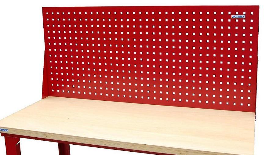 panneau mural perfor porte outils 1500mm pour tabli. Black Bedroom Furniture Sets. Home Design Ideas