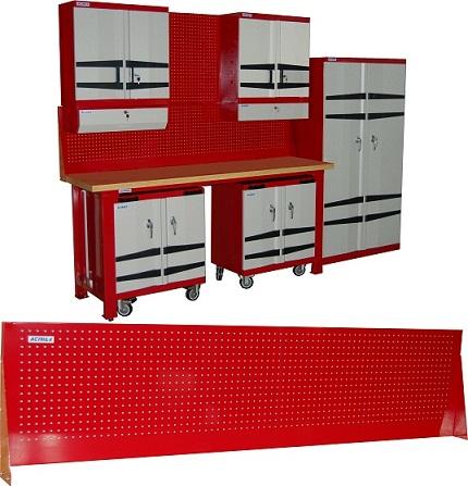 panneau perfor 2 m mobilier d 39 atelier. Black Bedroom Furniture Sets. Home Design Ideas