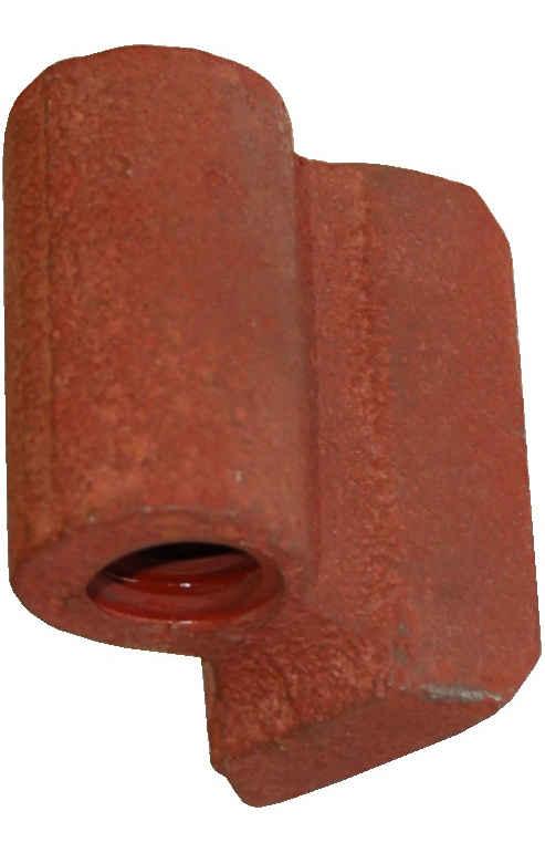 Noix de rechange pour tau 100 mm ac133 4 etau d 39 tabli - Noix de serrage ...