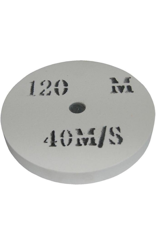 Meule blanche 200 mm d 39 aff tage hss grain fin touret meuler - Meule d affutage ...