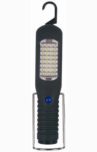 Baladeuse 32 LED Rechargeable