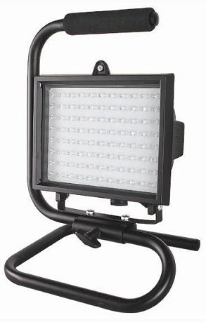 Projecteur De Chantier 88 LED Portable Rechargeable