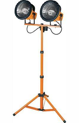 lampe de travail conomique portable 36w pour chantier eclairage projecteur et baladeuse. Black Bedroom Furniture Sets. Home Design Ideas