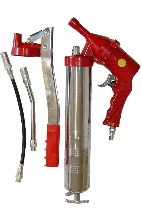 Pompe graisse pneumatique pour f t 16 30 kg tuyau 5m - Pompe a graisse pneumatique ...