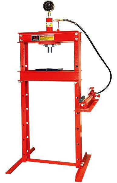 pompe hydraulique manuelle pour presse 10t sd0802 sd0803 presse d 39 atelier. Black Bedroom Furniture Sets. Home Design Ideas