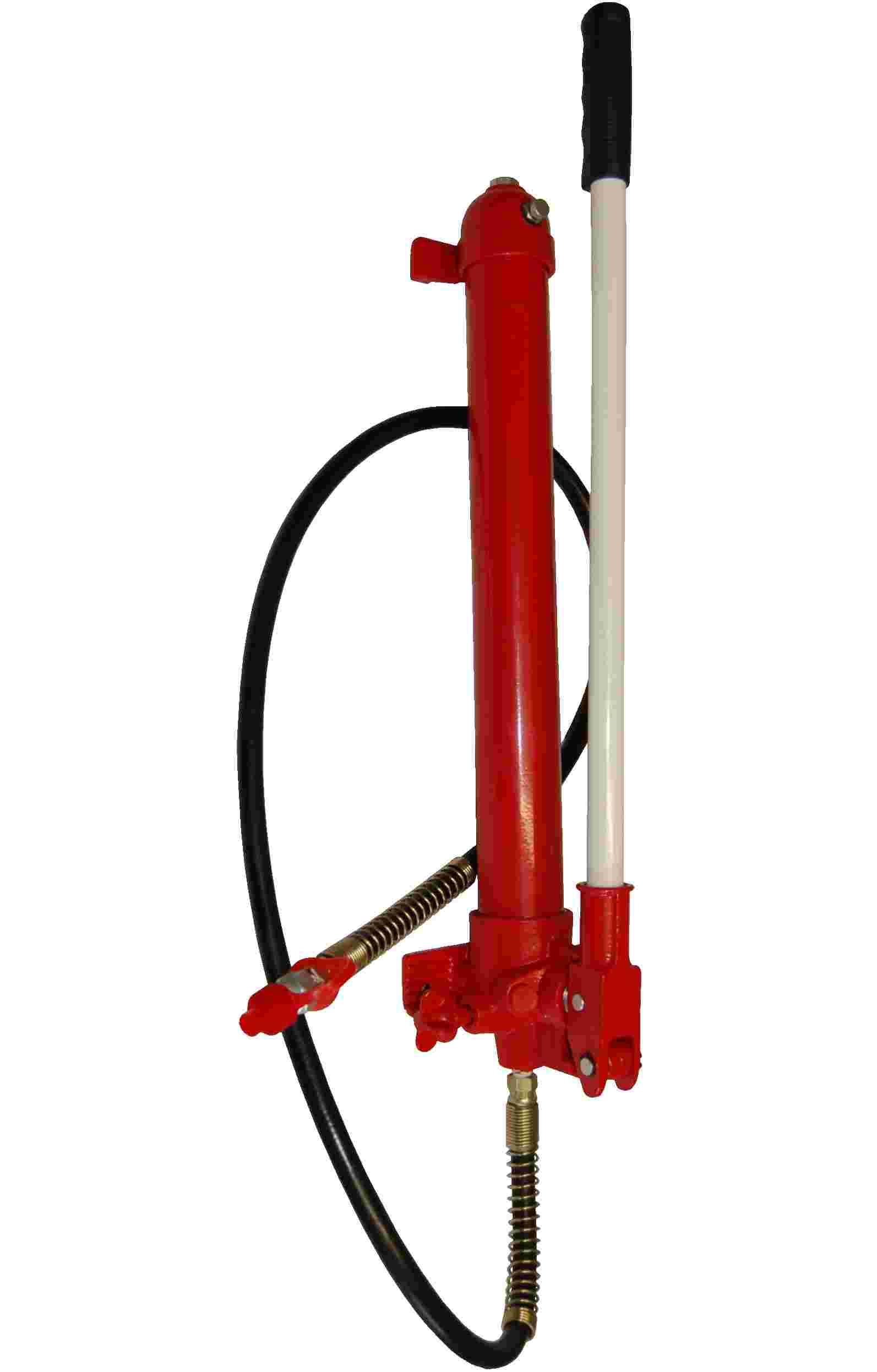 pompe hydraulique manuelle 10 tonnes avec manom tre. Black Bedroom Furniture Sets. Home Design Ideas
