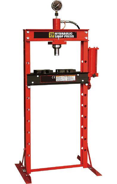 pompe hydraulique manuelle pour presse 10t sd0802 sd0803. Black Bedroom Furniture Sets. Home Design Ideas