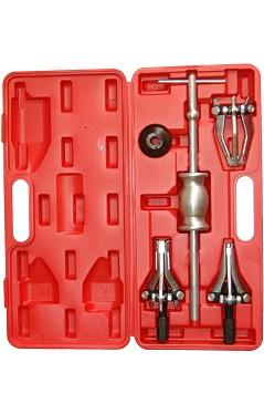 Coffret d 39 extracteur de silent bloc bague de roulement for Extracteur roulement interieur
